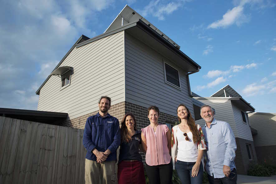 Subsidised Solar for Community Housing