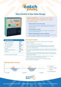 CATCH Power - Brochure