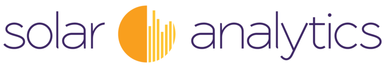 Solar Analytics - Logo